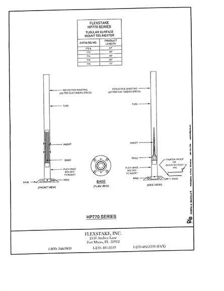 HP 770-Series cut sheet pdf